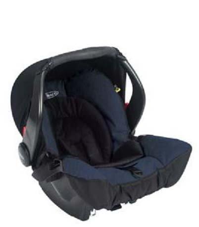 Столче за кола Snugsafe / 0+ (0-13 кг.)